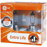 H7 GE Lighting Extra Life - Halogen Scheinwerfer Lampe - DUO-Box NEU