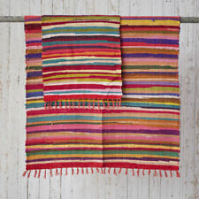 Handmade Rag Rugs 100% Cotton Rugs