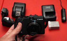 Canon PowerShot G15 12.1MP Digital Camera with Canon 270EX II Flash