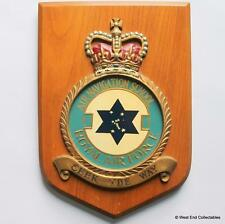 Large RAF 1 Air Navigation School -Military Badge Plaque Shield- Royal Air Force