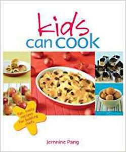 Kids Can Cook, New, Jernnine Pang Book