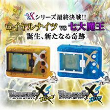 Nuevo Bandai Digimon Digital Monster Digivice X Ver.3 Amarillo Y Azul Set 2020 Japón
