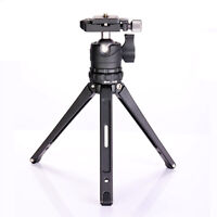 Neewer Portable Desktop Macro Mini Tabletop Tripod with Low-profile Ball Head