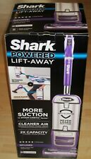 Shark NV586 Navigator Lift-Away Upright Vacuum, Purple NEW