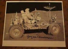 Georg Teisenhausen Werner Von Braun team scientist signed autographed photo