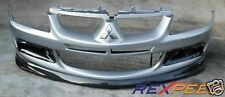 REXPEED Carbon Do Luck style splitter lip Mitsubishi EVO 8