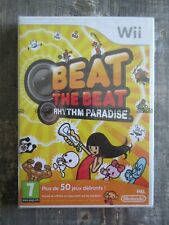 Beat the Beat Rhythm Paradise (Wii) (Neuf)