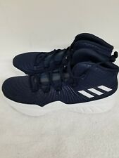 Adidas Crazy Explosive Exp 2017 NBA/NCAA Men Basketball Shoes Navy Blue - CQ1550