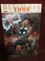 Ultimate Thor Hardcover Hickman Pacheco Marvel Premiere Edition HC New