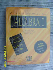 CLIFFS  STUDYWARE  FOR  ALGEBRA  1  VERSION 5.X (MACINTOSH ONLY)
