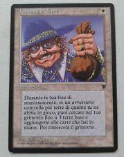 MTG Land Tax  - Italian Legends - Magic the Gathering  - White