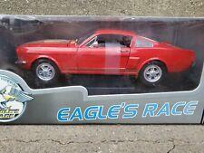 Universal Hobbies 1965 Ford Mustang GT 350 Hertz GT350H 1:18 Scale Diecast Car