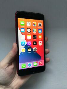 Apple iphone 8 Plus Red Edition 64gb état neuf débloqué garantie