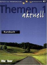 Themen Aktuell: 1: Kursbuch (German Edition) by Aufderstrasse, Hartmut
