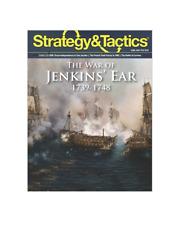 Strategy & Tactics #308 w/ The War of Jenkins' Ear, NEW