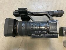 Sony AX 2000 with accesorries