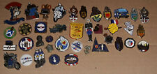 Lot de pin's police - gendarmerie