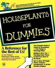 Houseplants For Dummies: By Hodgson, Larry, National Gardening Association