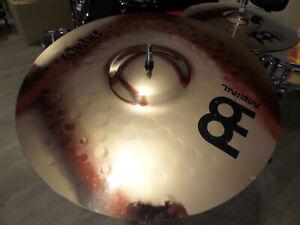 "Meinl Cymbal 15"" Crash Classic Custom / Cymbale Meinl 15"" Crash Classic Custom"