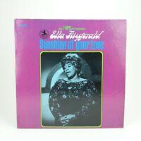 Ella Fitzgerald - Sunshine Of Your Love  1969 LP PR-7685 Jazz - VG