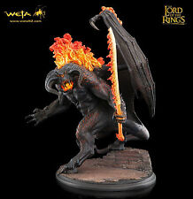 BALROG DEMON OF SHADOW AND FLAME STATUE WETA SIDESHOW BOWEN LORD OF THE RINGS