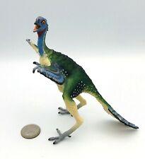 Carnegie Collection Safari Ltd Caudipteryx 2005 Dinosaur Figure