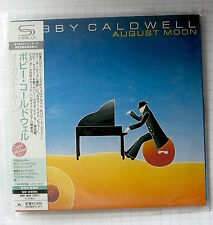 Bobby Caldwell-août Moon Japon SHM MINI LP CD NEUF RAR! UICY - 75091