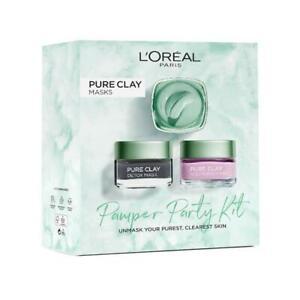 L'ORÉAL PARIS Pure Clay Multi-Masking Play Kit