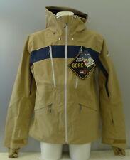 Maloja XerxesM Gore Tex High End Winter Jacke Herren Snowjacket beige XL 18202