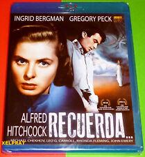 RECUERDA / SPELLBOUND Alfred Hitchcock - English Español -AREA B- Precintada
