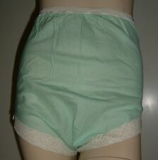 VINTAGE COULOTTE SLIP MUTANDA COTONE PANTS KNICKERS SEXY LINGERIE INTIMO