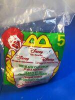New 1998 McDonalds Disney Video Favorites The Black Cauldron Toy #5 Happy Meal