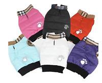 Pet Palace® Tartan Tufty Fleece dog jacket for pets proud of their heritage!