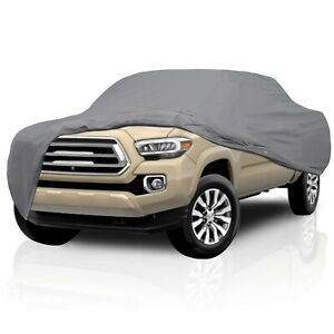 [CSC] Waterproof All Weather Pickup Truck Full Cover for 2016-2021 Toyota Tacoma