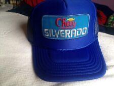 CHEVROLET SILVERADO TRUCKS HAT CAP