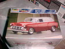 REVELL-MONOGRAM------SPEED SHOP EXPRESS, CHEVY SEDAN DELIVERY