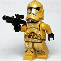 New Star Wars LEGO® Geonosis Clone Trooper Minifigure from set 75089 Genuine