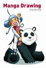 Manga Drawing Step by Step-Ikari Studio