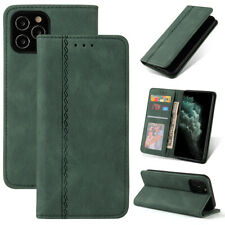 Magnetic Leather Flip Wallet Phone Case Cover For iPhone 12 11 Pro XS Max 7 8 6+
