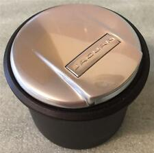 NEW GENUINE JAGUAR ASH TRAY - COIN HOLDER  T2R7581 XK XJ XJR XKR X S TYPE XFR XF