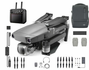 DJI Mavic 2 Pro Drone with Smart Controller and Fly More Kit Bundle