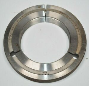 Wedin 4-1/2-10-NS-2 Thread Ring Gage GO P.D 4.4350 Inspection Tool