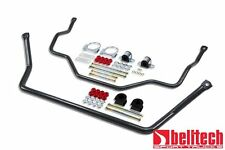 Belltech 88-98 C1500/Silverado/C2500 Front & Rear Sway Bar Set