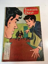 Vintage Comic Summer Edition Treasure Chest Of Fun And Fact 1967 Vol. 2 No. 1