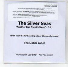 (DK50) The Silver Seas, Another Bad Night's Sleep - DJ CD
