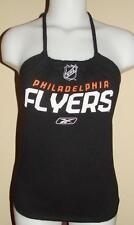 Womens Philadelphia Flyers NHL Hockey Shirt Halter Top DiY
