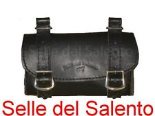BORSA PELLE BORSELLO BICI BICICLETTA SOTTOSELLA VINTAGE Leather Tools Bags Bike