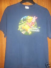 DISNEY'S POOH AND PIGLET TRUE FRIENDS SHIRT SIZE XL