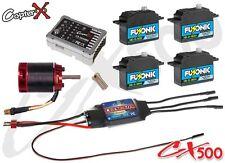 CopterX CX500EPP-FBL-V3 500 Flybarless Electronic Parts Package V3 Align Trex