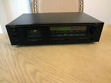 Nakamichi CR-3A Discrete 3-Head Cassette Deck In Excellent Condition (New Belts)